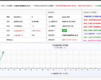 小旋风蜘蛛池X6.21破解带过授权教程,各功能正常使用